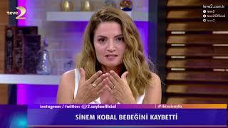 2. Sayfa: Sinem Kobal'dan Üzücü Haber