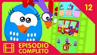 Gallina Pintadita Mini - Episodio 08 Completo (12min)