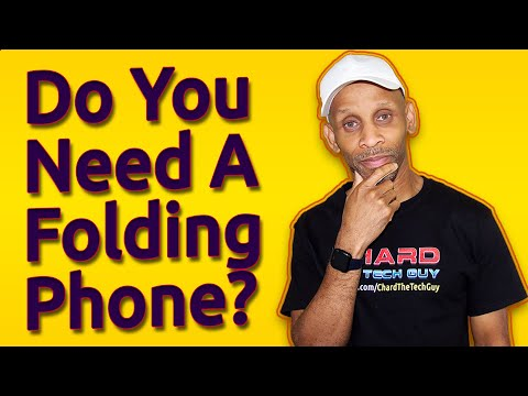 Samsung Galaxy | Do You Need A Folding Phone & 5G