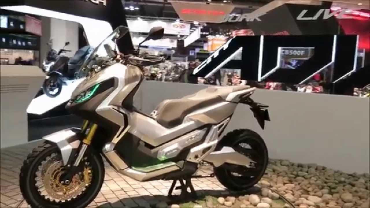 Honda city adventure concept eicma 2015 youtube publicscrutiny Choice Image