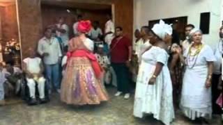Run de Logun Edé do Baba Diogo na Festa de Osun