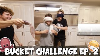 BLIND BUCKET CHALLENGE EP 2 : HARRISON WEBB thumbnail