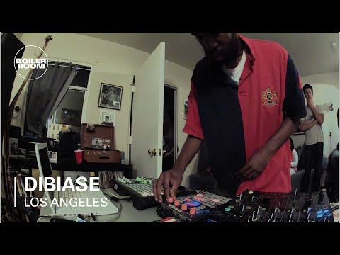 Dibiase Boiler Room Los Angeles Live Set