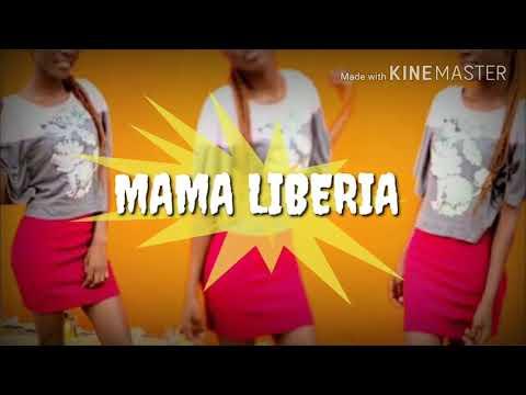 Mama Liberia-Chriscross