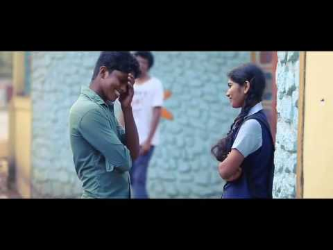 Cute love of teenagers - india