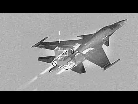 ВВС НАТО были готовы уничтожить российский СУ-34. Держали его на мушке!