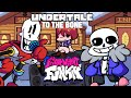 To The Bone JT Undertale Song - Friday Night Funkin' Mod