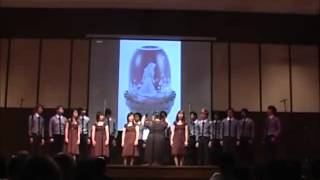 Where have all the flowers gone  :  cover by  Duriyasilp Show Choir