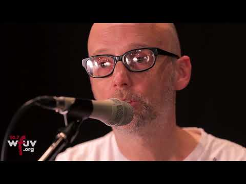 "Moby - ""Porcelain"" (Live At WFUV)"