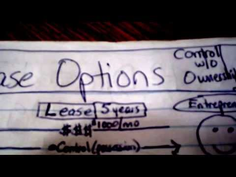 Master Lease Options - An Underused but Powerful Real Estate Tool