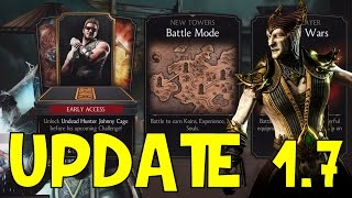 UPDATE 1.7 | Mortal Kombat X (iOS/Android)
