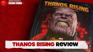 Thanos Rising Board Game Video Review