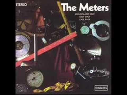 The Meters - Soul Machine