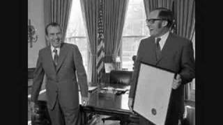 NIXON TAPES: William Rehnquist Chosen for Supreme Court