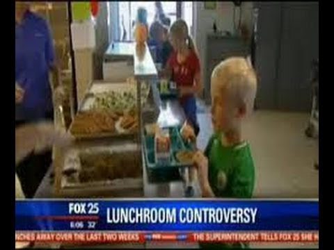 Outrage After School Throws Away Dozens of Student Lunches