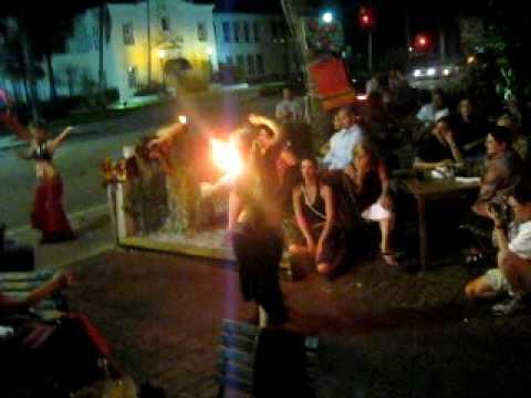 Pyrofusion   Luanas art show   Dadas Delray   5 2 10