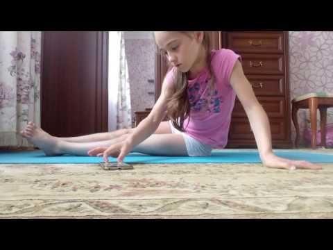 Мой йога Челлендж