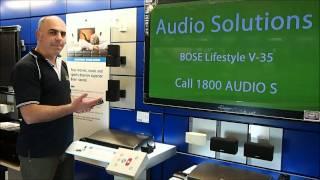 Video bose v35 review bose lifestyle v35 Sydney download MP3, 3GP, MP4, WEBM, AVI, FLV Agustus 2018