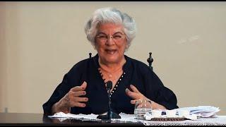 A médium Isabel Salomão de Campos nos ensina a buscar a ajuda do Plano Espiritual