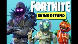 INSTRUCTIONS: HOW TO RETURN THE SKIN IN FORTNITE