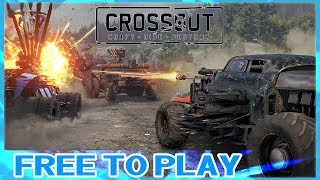 Crossout | FREE TO PLAY | Análisis, Review y donde descargar | Pc, Ps4, Xbox one