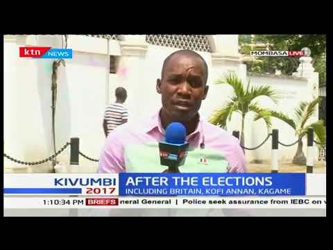 What conspired between IEBC and incumbent governor Ali Hassan Joho