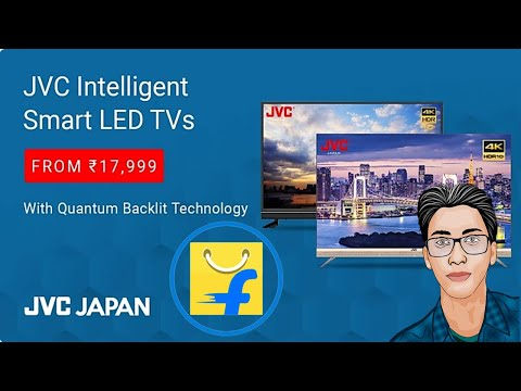 Launching JVC Japan Smart LED TVs | Price, Specification & More 🔥🔥