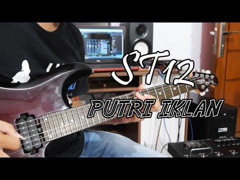 ST12 - PUTRI IKLAN 🎸 Tutorial Gitar Melodi By Sobat P 🎸