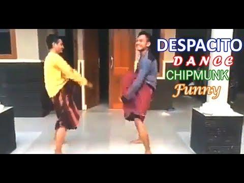 Cover DESPACITO Joget Lucu Dance Funny ❤ Jawa Parodi Live lyrics Dangdut Koplo ❤ DJ Hot Karaoke