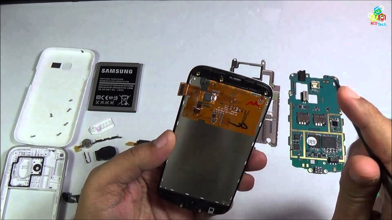 Samsung gt s7262 usb charging problem solution jumper ways - Samsung Galaxy Star Pro S7262 Tear Down Dis Assembly Parts View And Assembly By Bcd Tech Youtube