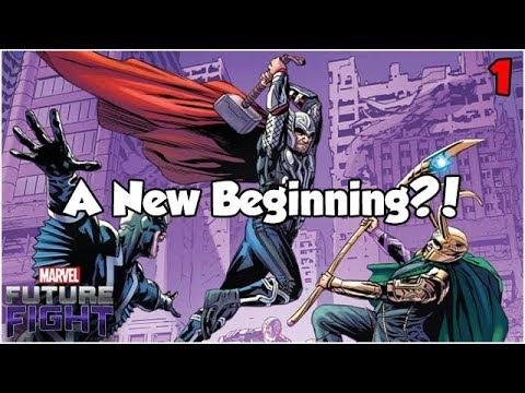 A New Beginning?! - Marvel Future Fight