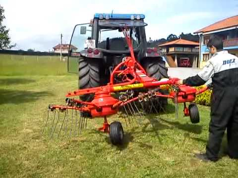 Used kuhn grs25n combi rakes and tedders price: us$ 1,296 for sale.