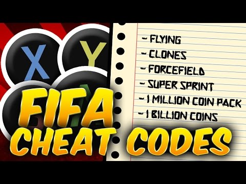 LEGENDARY CHEAT CODE FIFA 17 !?