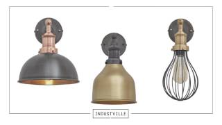 Industville Vintage Industrial Retro Lighting