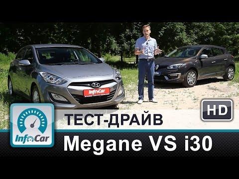 Renault Megane III поколение, 2 рестайлинг Хэтчбек