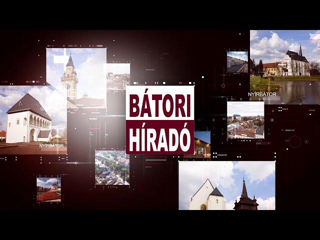 Bátori Híradó 2020.10.14.