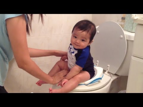 father(父)hood - Howto Potty Train Before Age 1