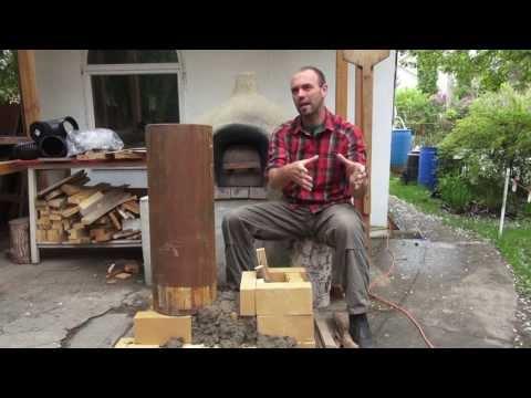 47. Rocket Mass Heaters: A better burning wood stove