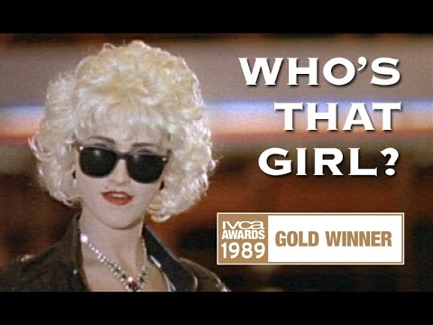 WHO'S THAT GIRL? 1988