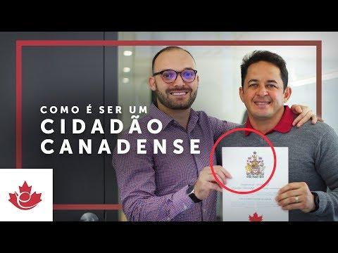 CIDADANIA CANADENSE | DEPOIMENTO