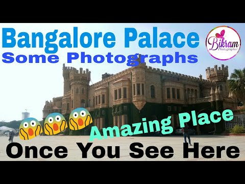 Bangalore Palace Some Photographs