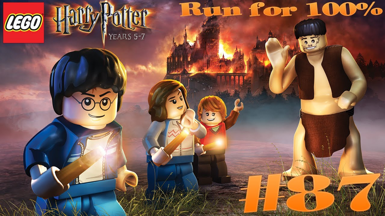 Let S Doku Lego Harry Potter Die Jahre 5 7 87 Verhangnisvolles Damonsfeuer German Hd Youtube