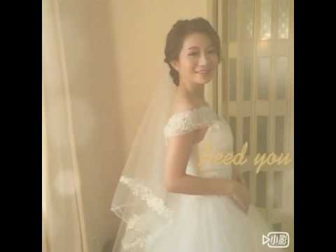 Korea style bridal make up