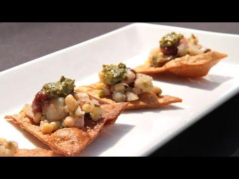 Papdi Chaat | Cooksmart | Sanjeev Kapoor Khazana