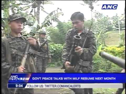 Gov't confident final MILF peace deal signed before 2016390