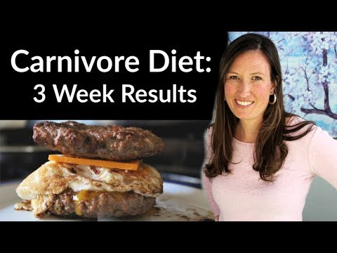 Carnivore Diet: 3-Week Results - The Good, Bad, and Ugly