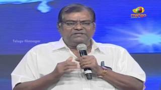 Kota Srinivasa Rao Funny Speech -  Attarintiki Daredi Thank You Party - Pawan Kalyan