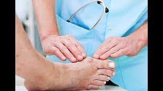 Diabetes associadas complicações pés nos ao