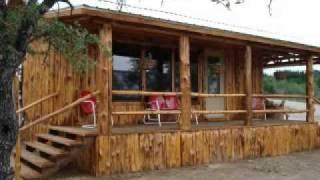 Rustic Cedar Cabin Tilt Wall.flv