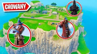 RETRACTED on the HOME ISLAND of Fortnite! * NEW BUG *